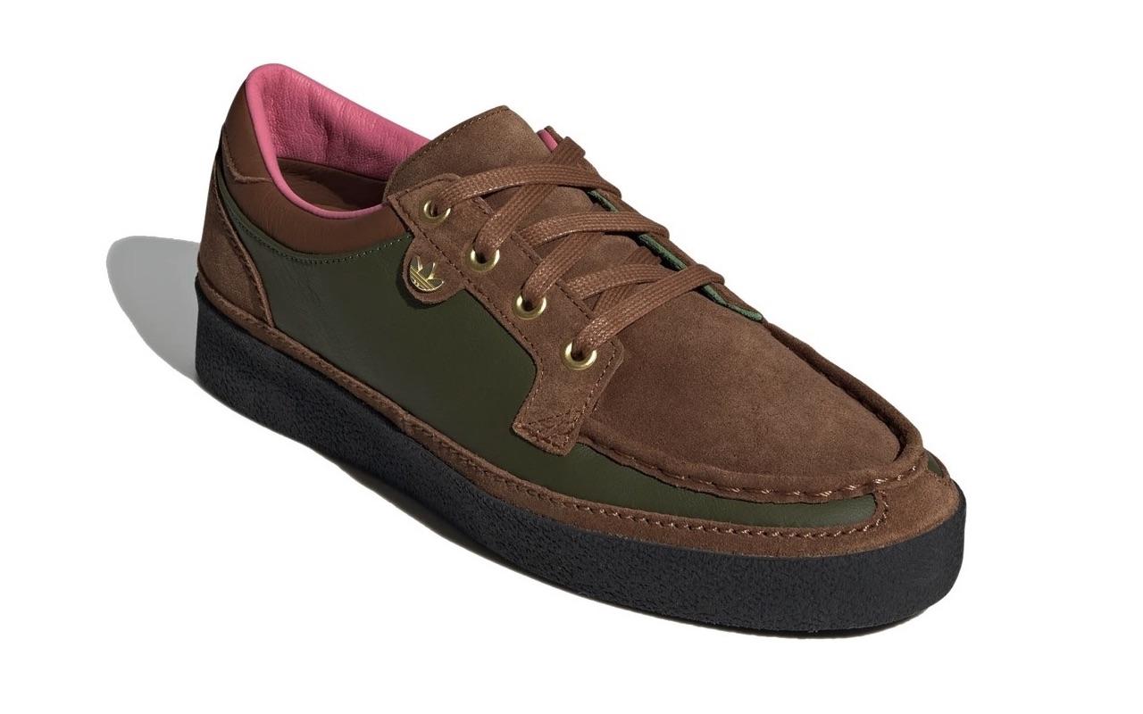 Adidas McCarten Simpsons Left Handers Rule Shoes 3