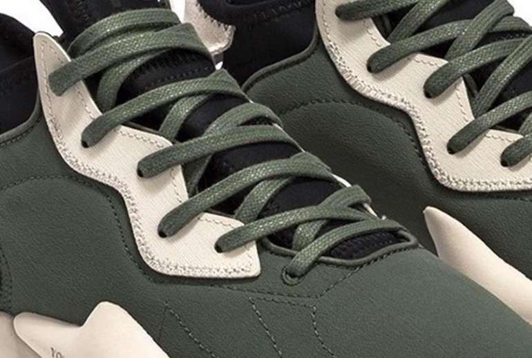 Adidas Y-3 Kaiwa Shadow Green-Black Where to Buy