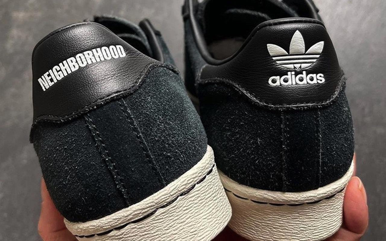 NEIGHBORHOOD x adidas Originals Superstar 80s Launch