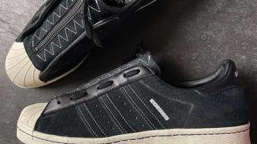 NEIGHBORHOOD x adidas Originals Superstar 80s Where to Buy
