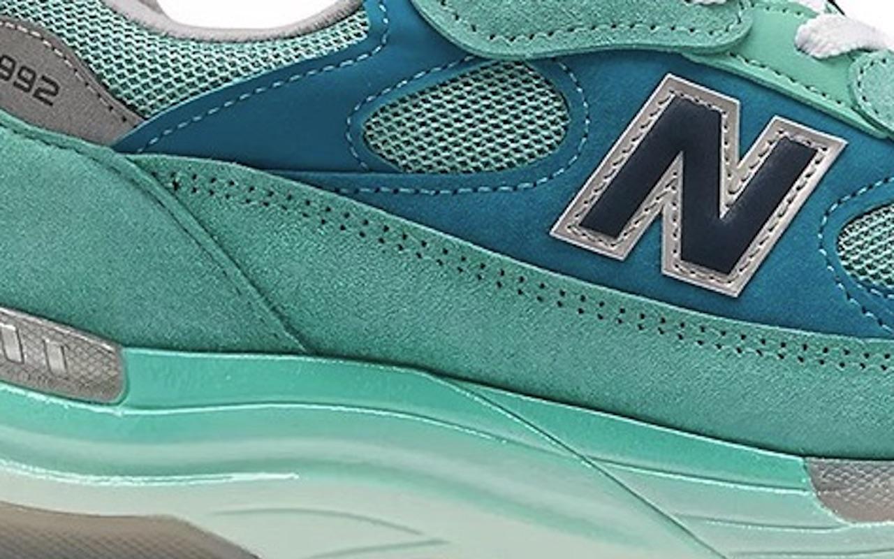 New Balance 992 Aqua Blue Price