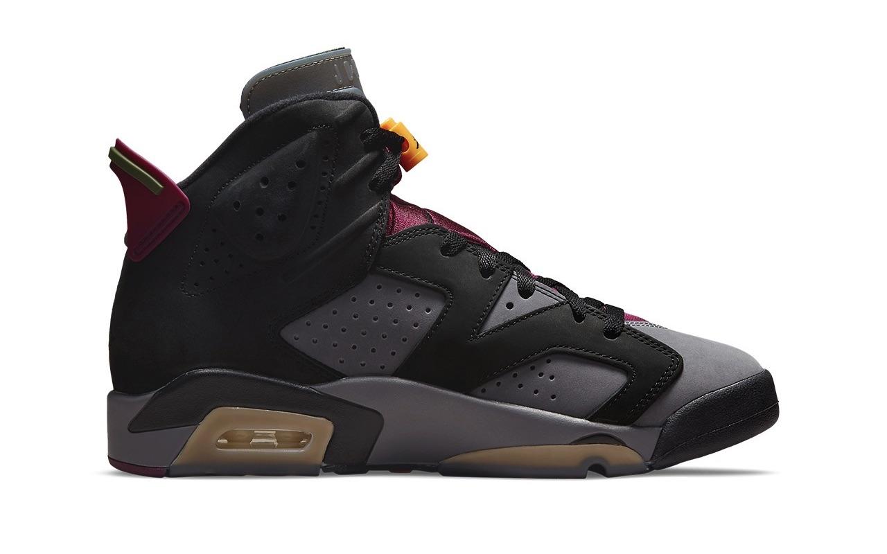 Nike Air Jordan 6 Bordeaux Where to Buy