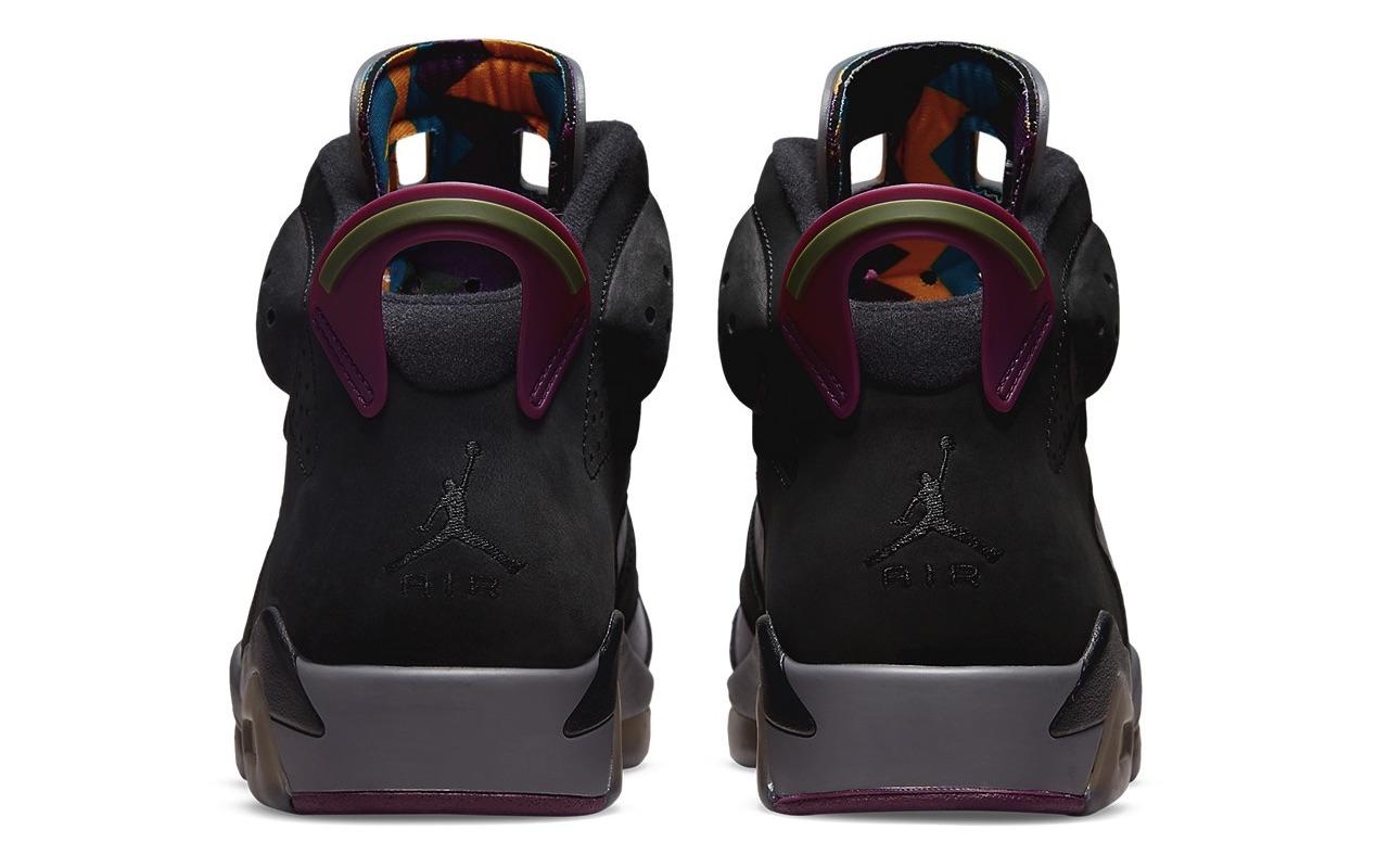 Nike Air Jordan 6 Bordeaux