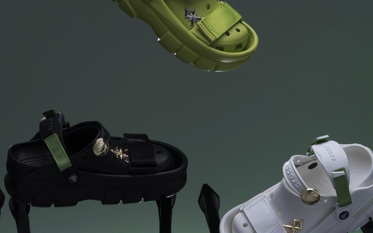 SANKUANZ Crocs Limited-Edition Classic Clogs