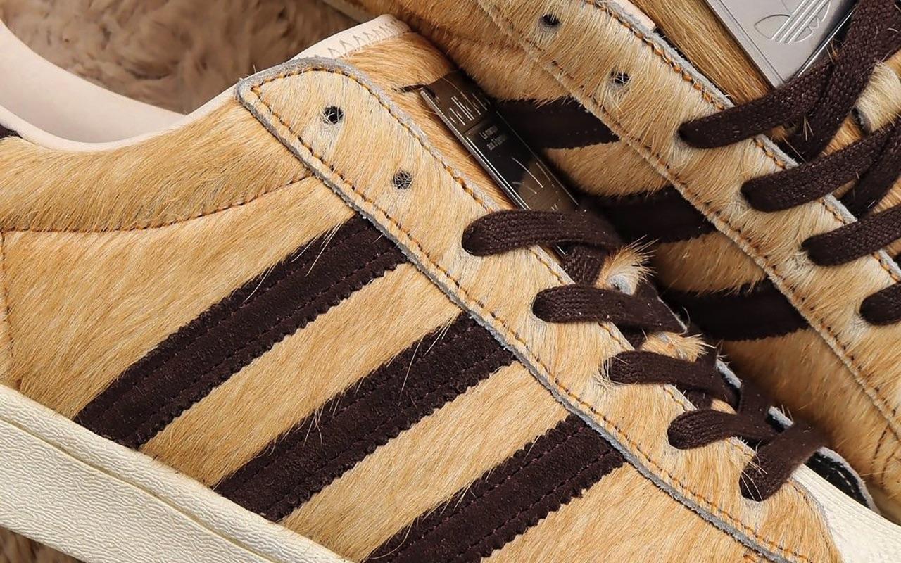 Atmos x Adidas Superstar Hachiko Sneakers Japan