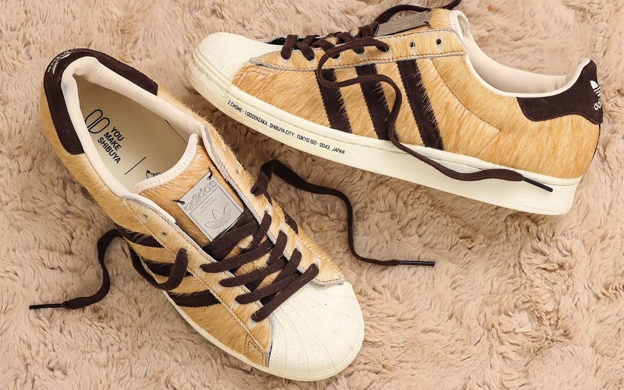 Atmos x Adidas Superstar Hachiko Sneakers Where to Buy