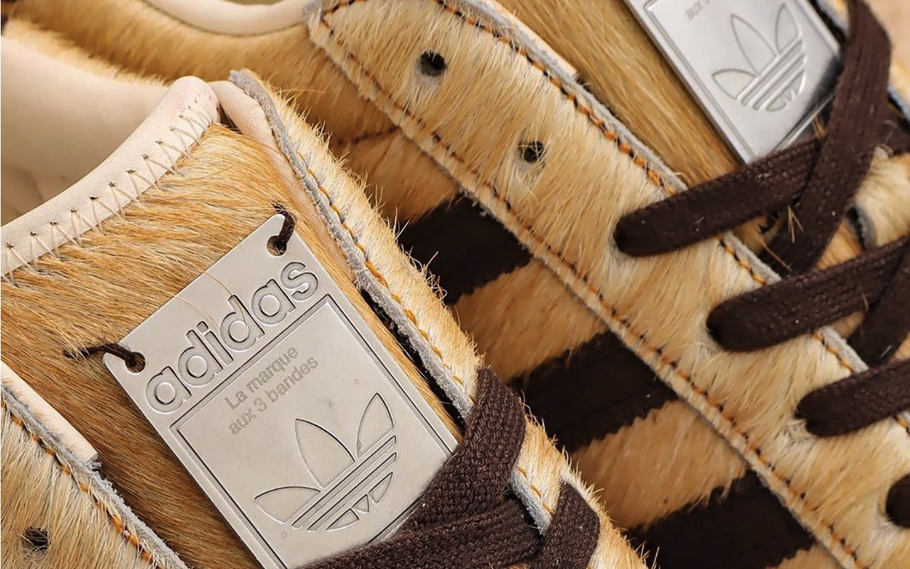 Atmos x Adidas Superstar Hachiko Sneakers
