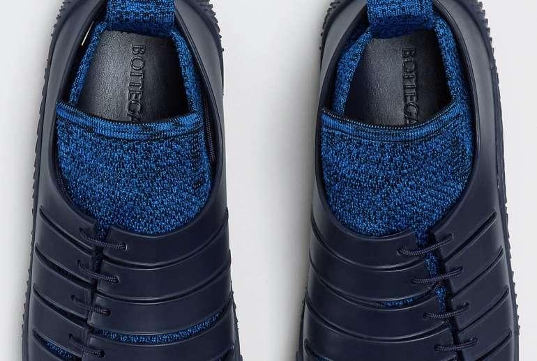 Bottega Veneta Climber Sneaker Abyss