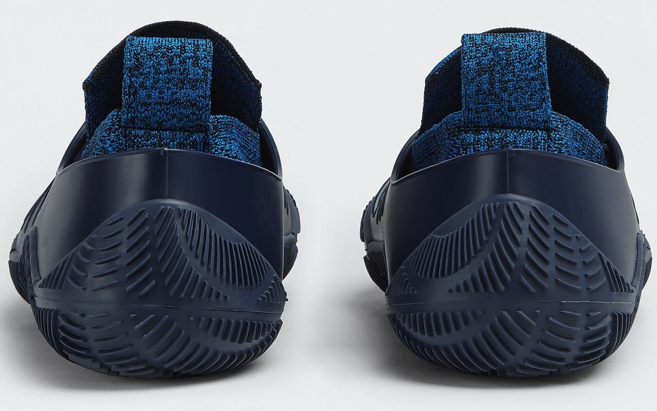 Bottega Veneta Climber Sneaker Abyss Cobalt