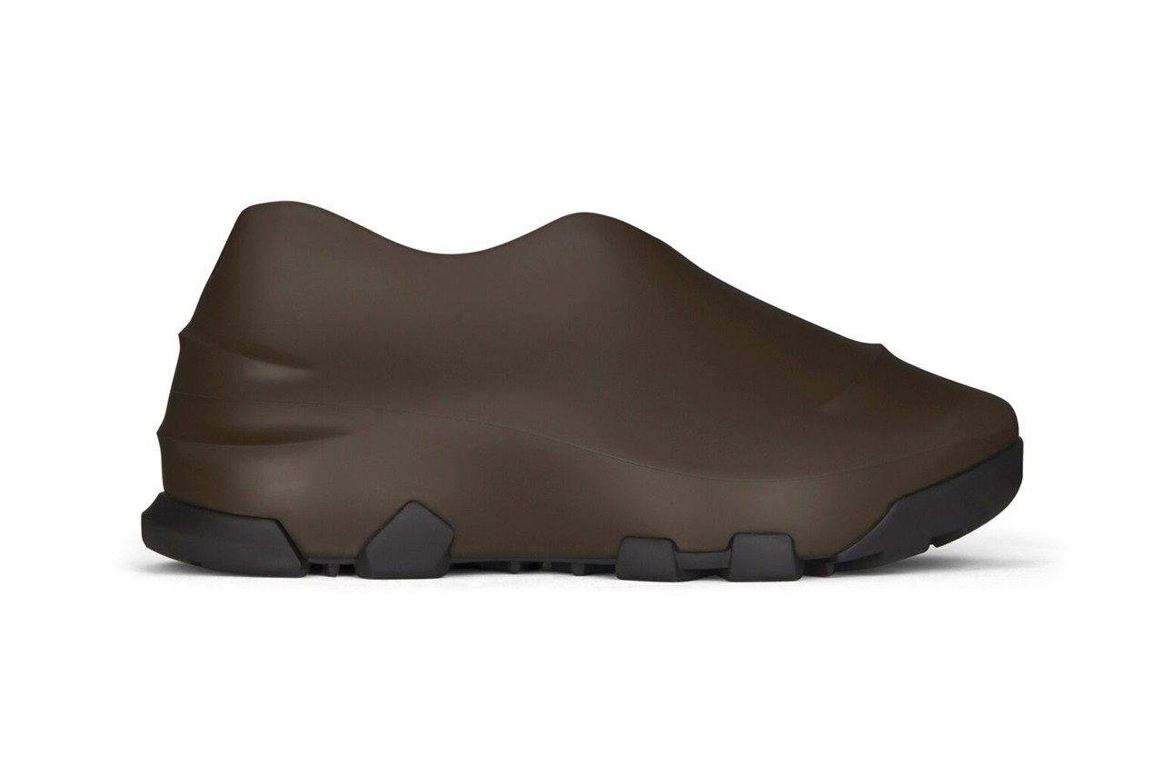 Givenchy Monumental Mallow Sneakers Brown 2