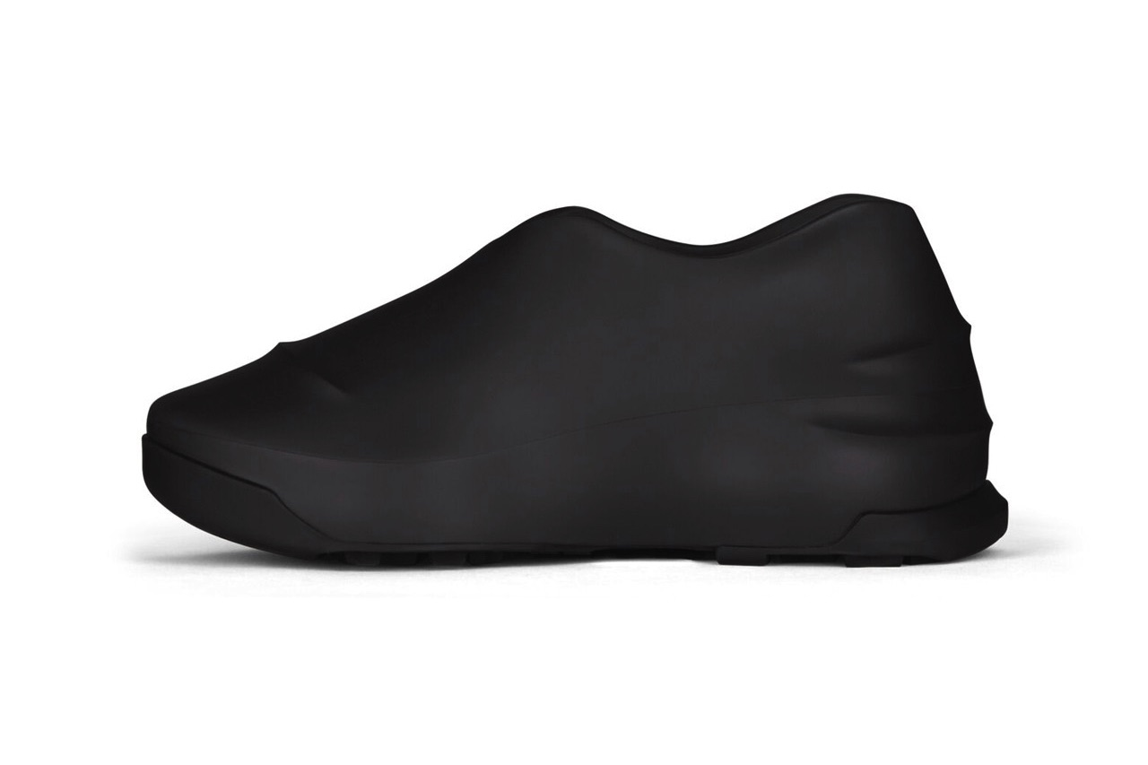Givenchy Monumental Mallow Sneakers Matte Black