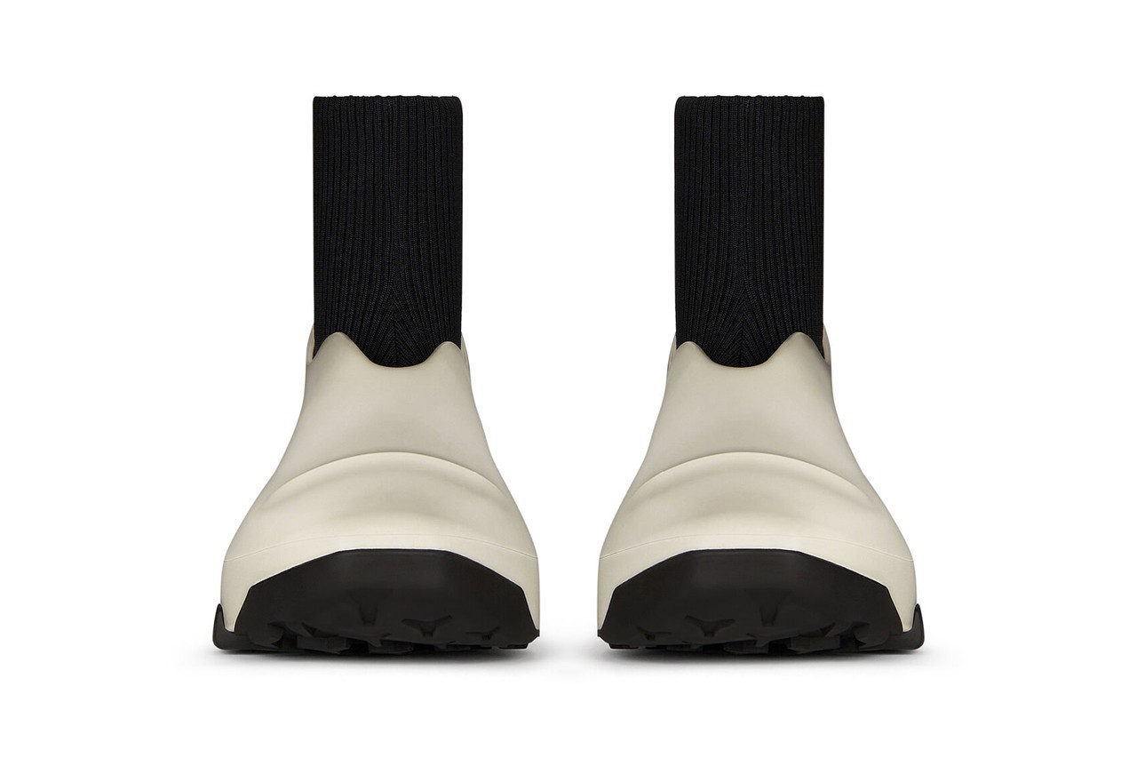 Givenchy Monumental Mallow Sneakers White 3