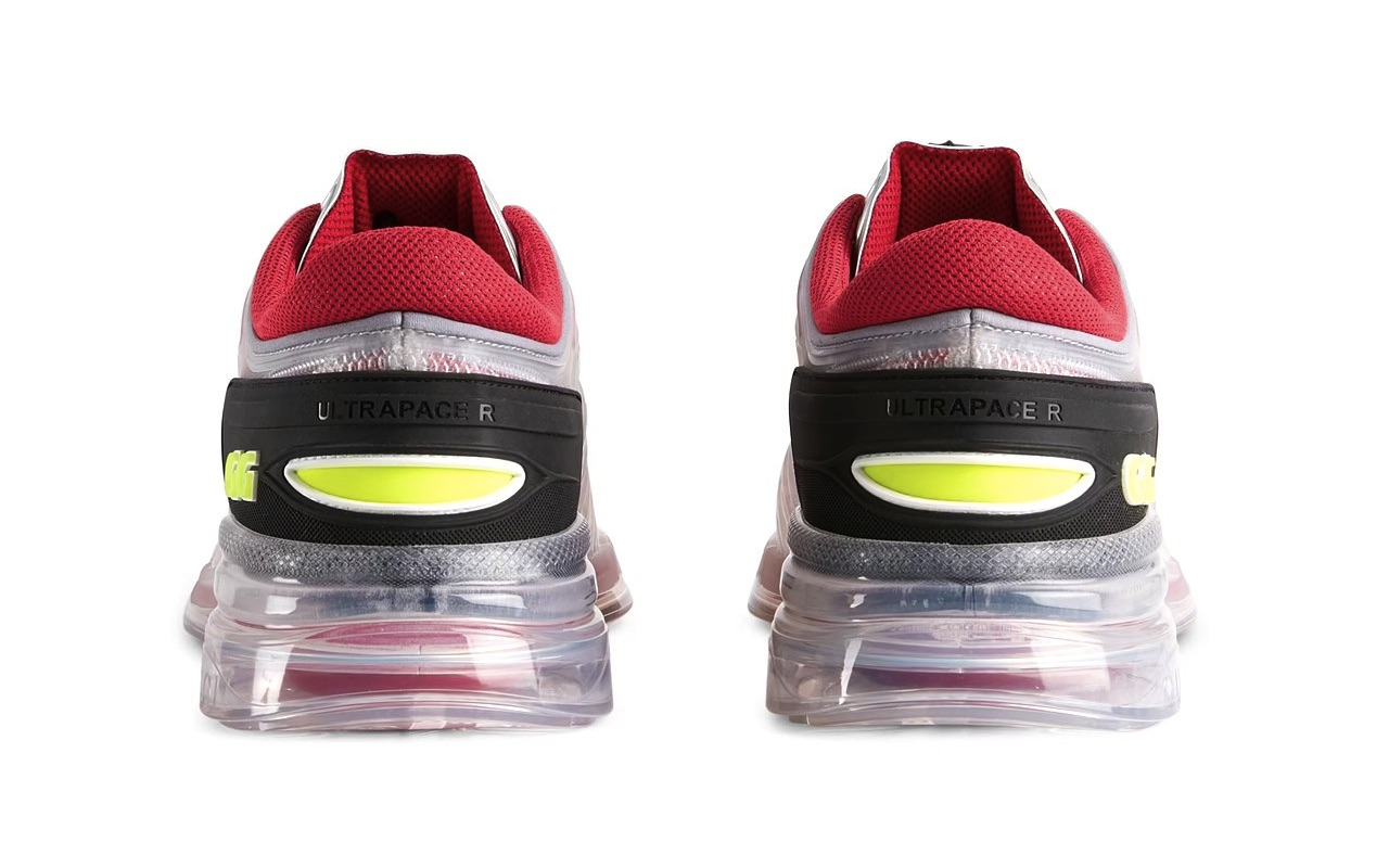 Gucci Ultrapace R Transparent Rubber Sneakers