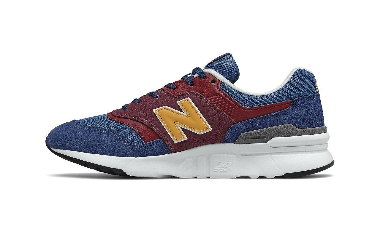 New Balance 997H Burgundy Navy Price