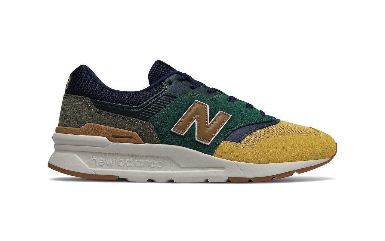 New Balance 997H Spruce Gold