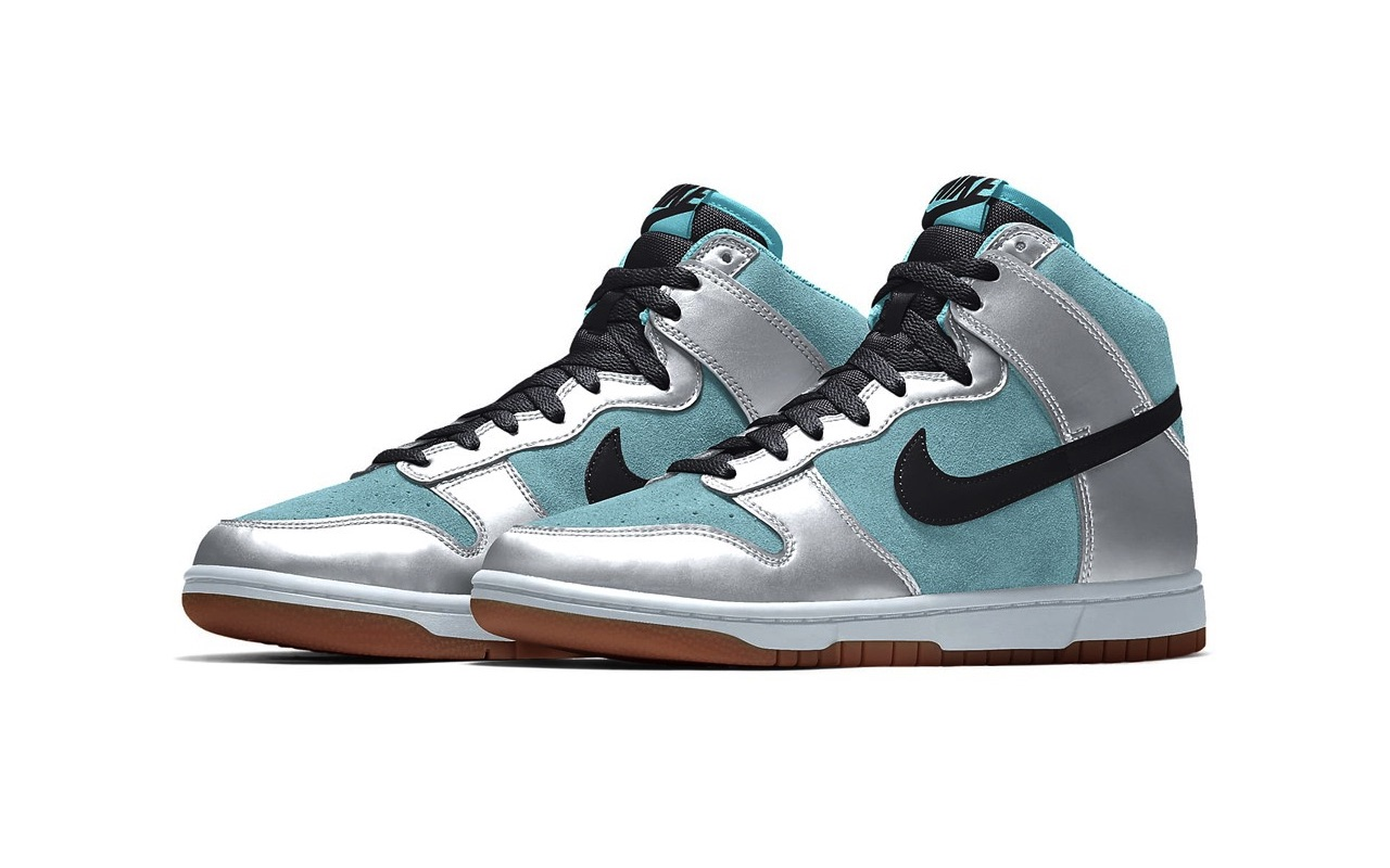 Nike Dunk High by You Preset