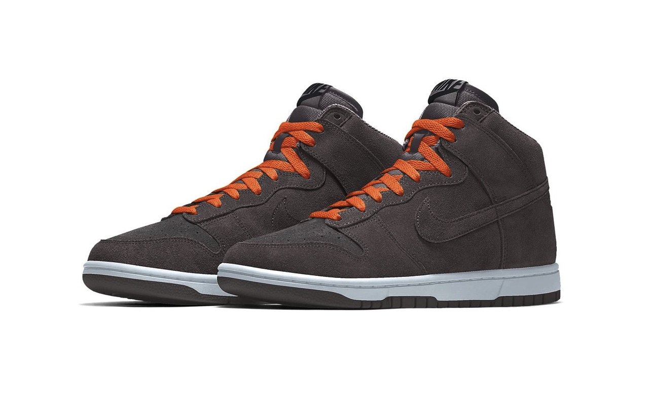Nike Dunk High by You Presets
