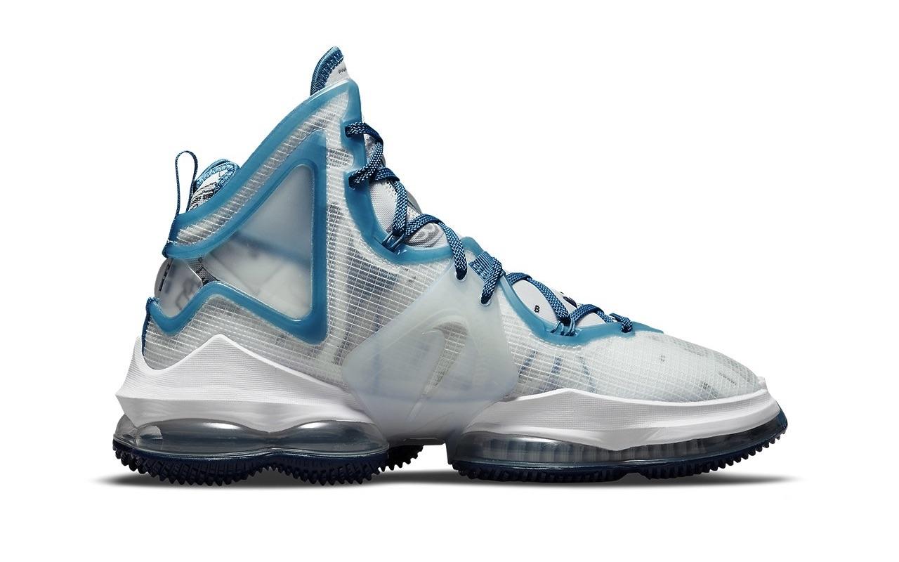 Nike LeBron 19 Space Jam Design