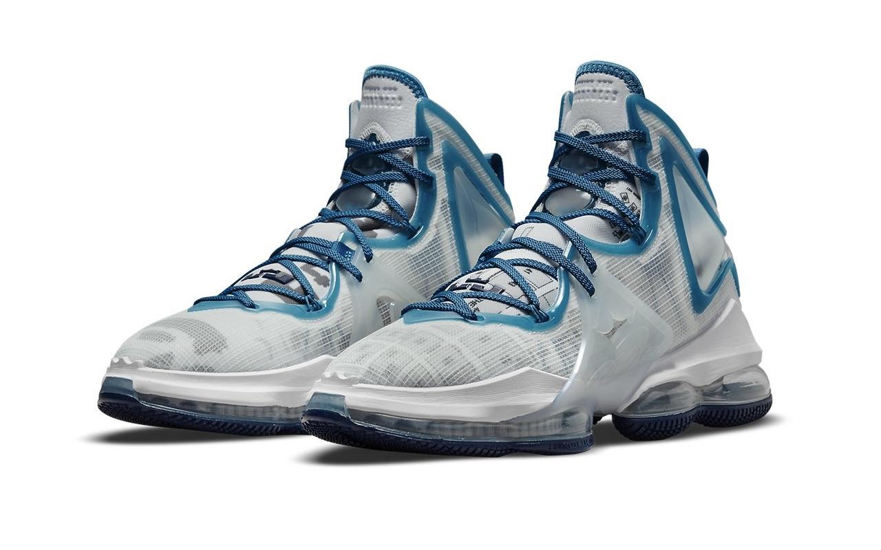 Nike LeBron 19 Space Jam Release