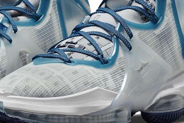 Nike LeBron 19 Space Jam Released