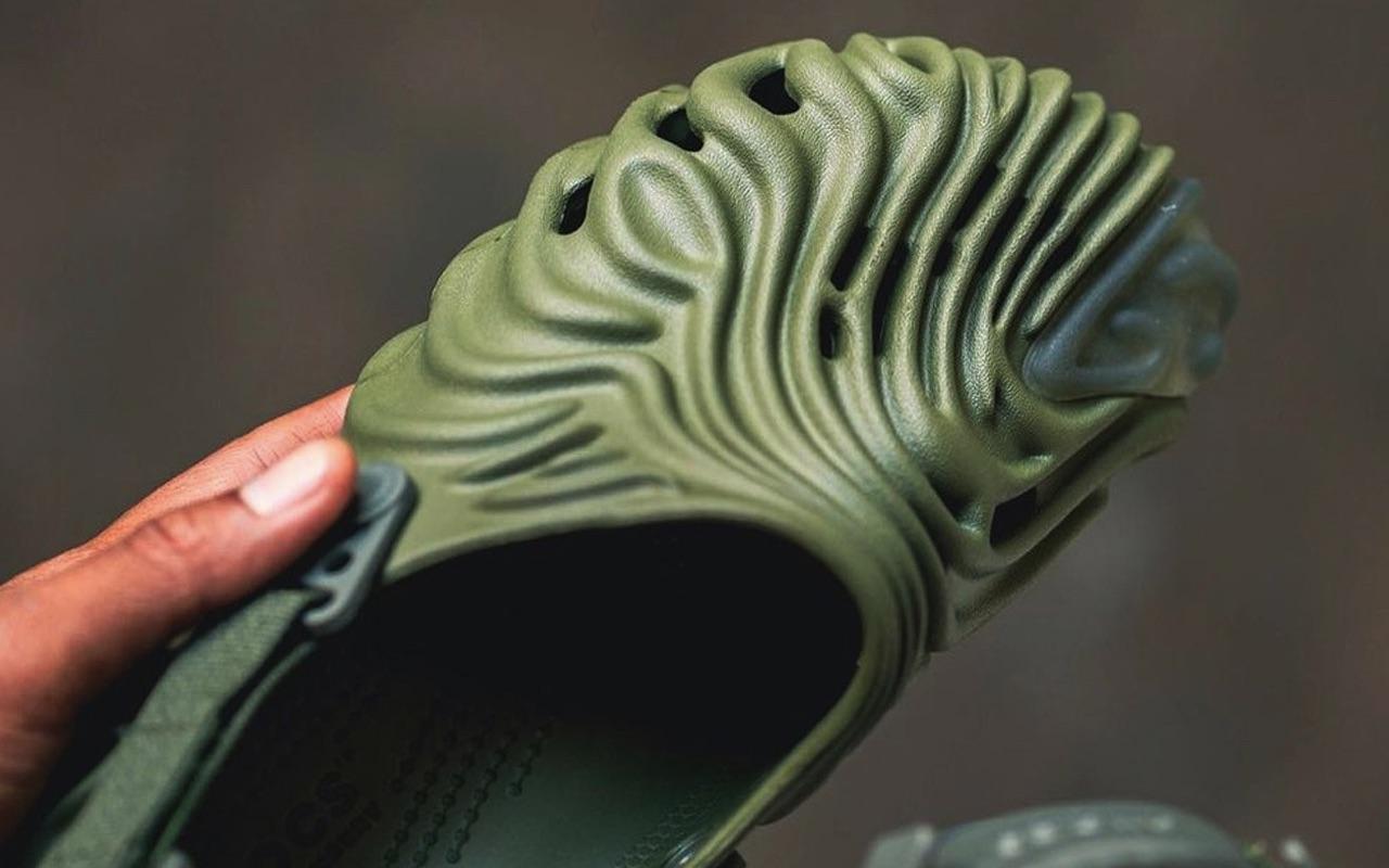Salehe Bembury Crocs Classic Clogs Collaboration