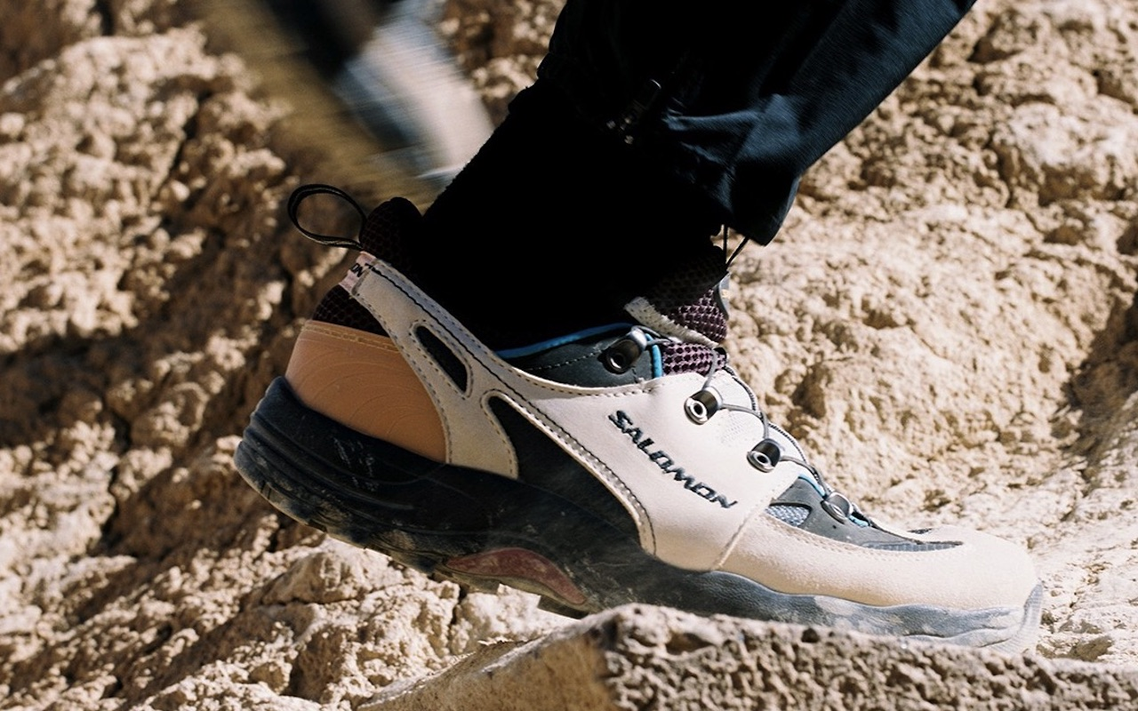 Salomon Raid Wind ADVANCED Sneakers Launch