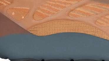 Adidas YEEZY 700 V3 Copper Fade Design