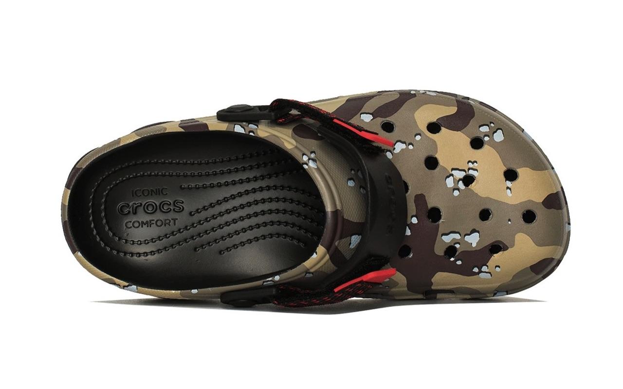 Crocs Desert Camo M Classic All Terrain Clog Price