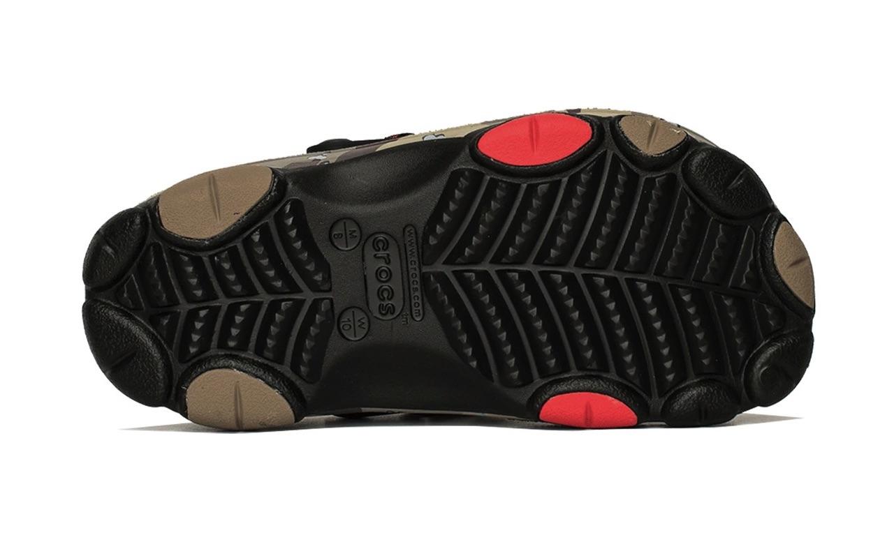 Crocs Desert Camo M Classic All Terrain Clogs