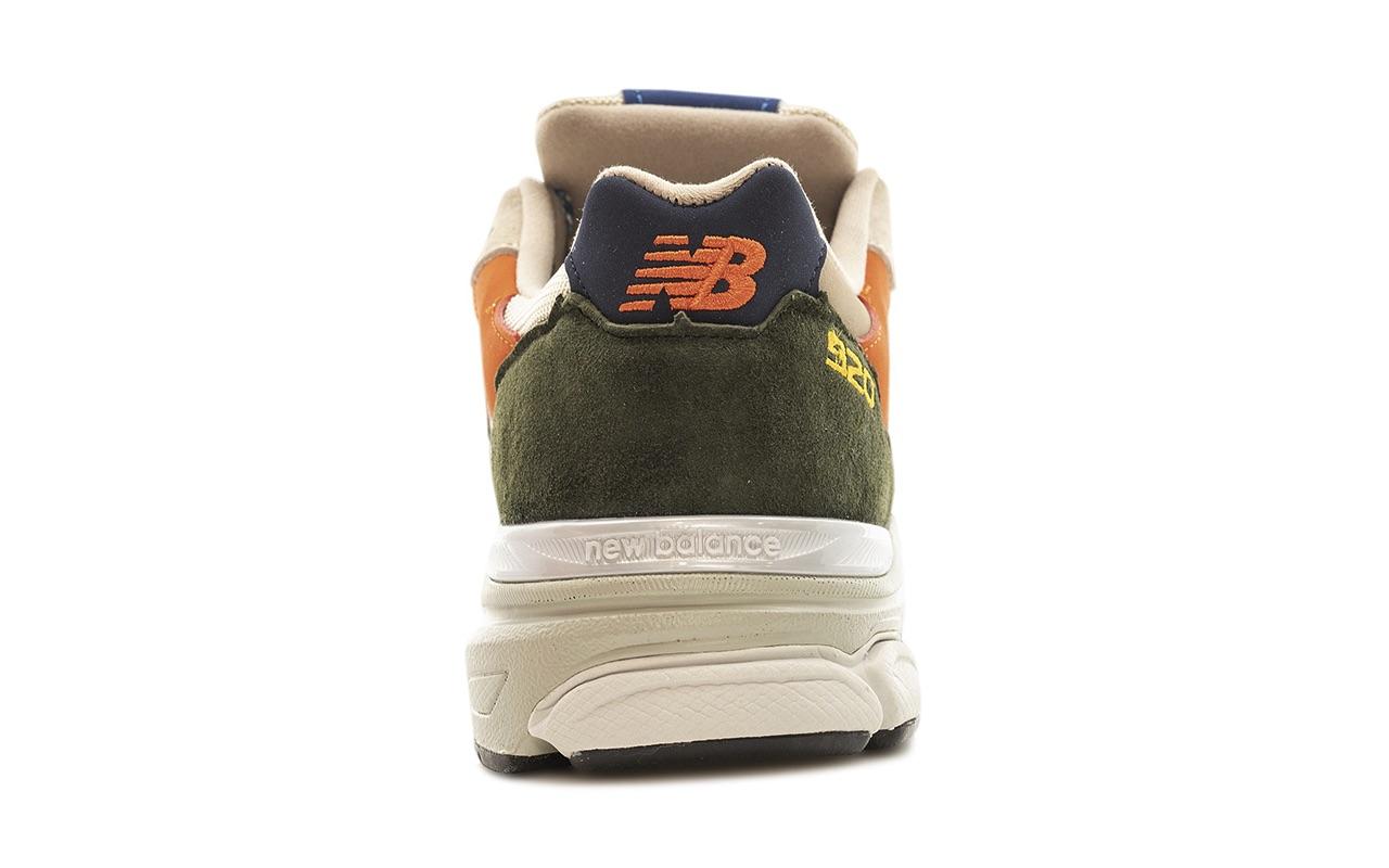 New Balance 920 in Sand Burnt Orange Images