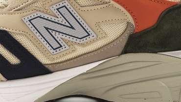 New Balance 920 in Sand Burnt Orange Release