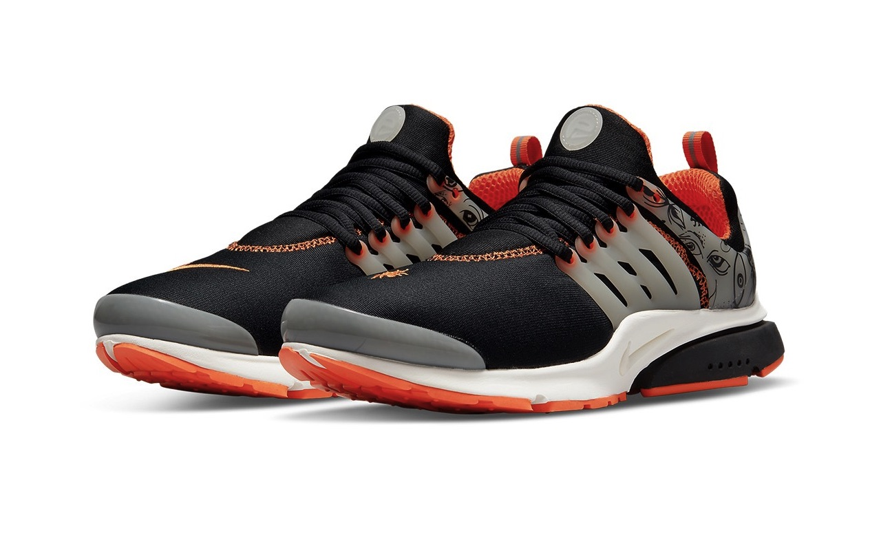 Nike Air Presto Halloween Sneaker