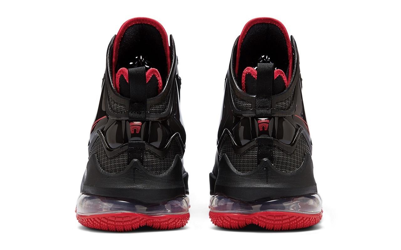 Nike LeBron 19 Bred Images