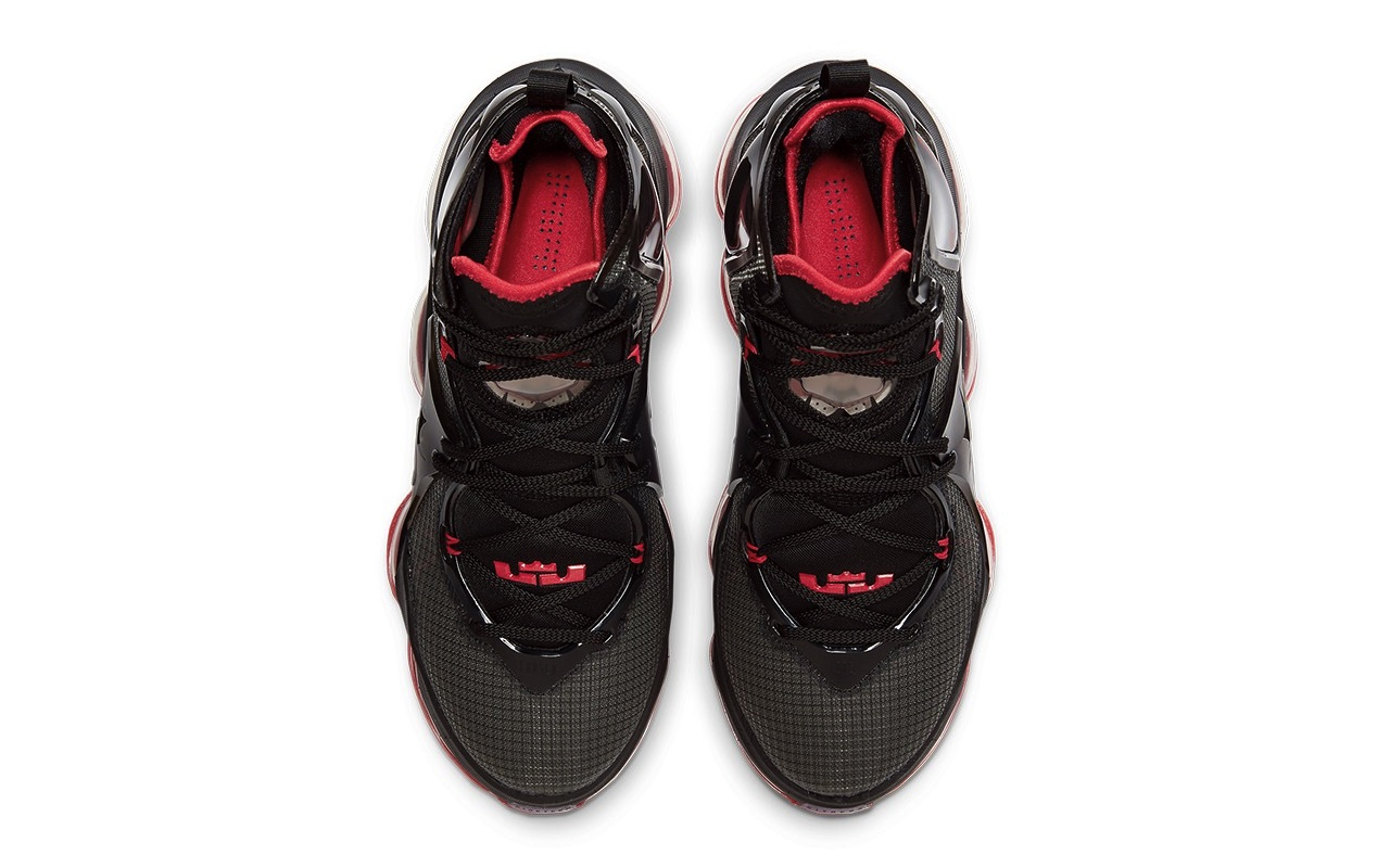 Nike LeBron 19 Bred Market