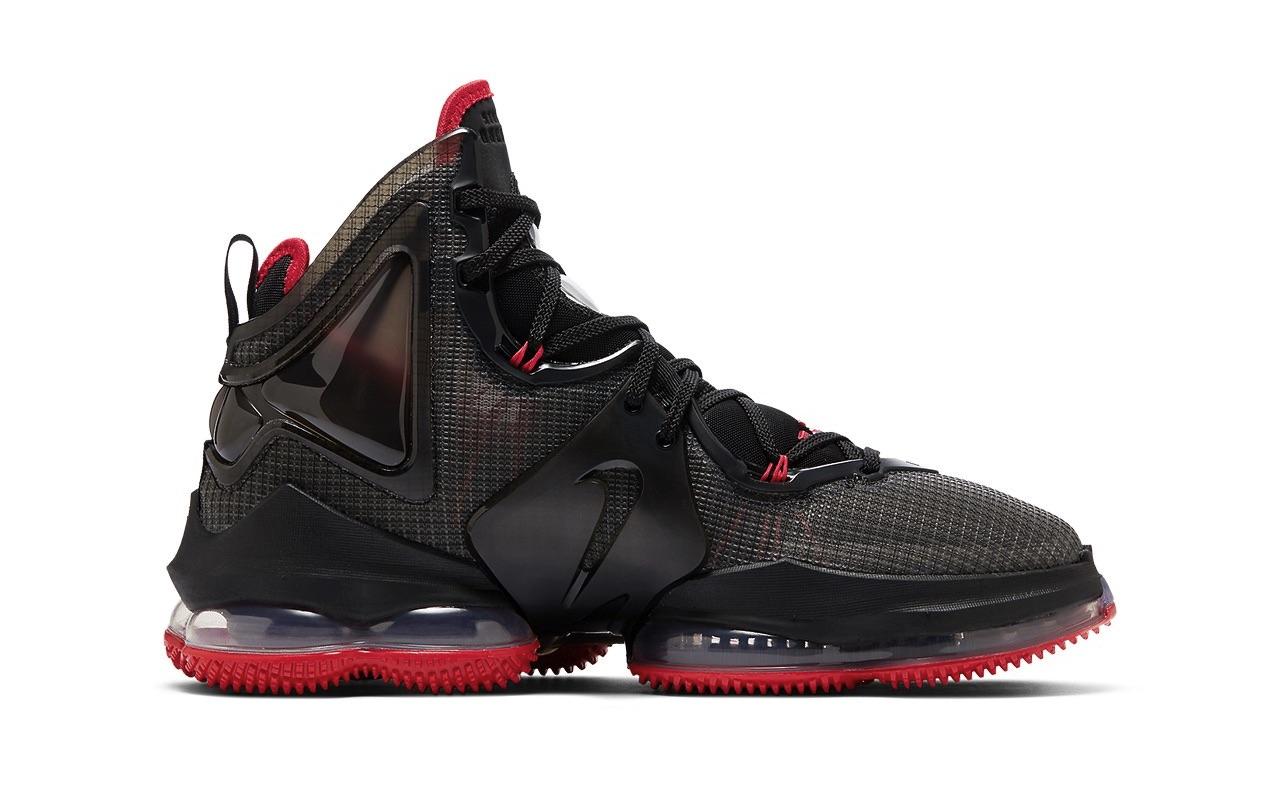 Nike LeBron 19 Bred Where to Buy