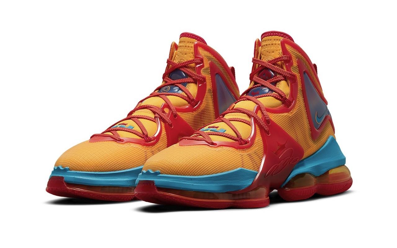 Nike LeBron 19 Tune Squad Colorway