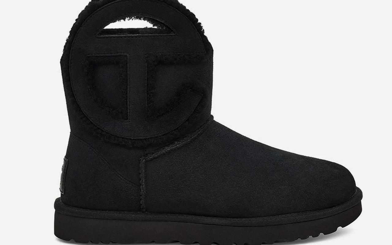 Telfar Ugg Winter 2021 Collection Black