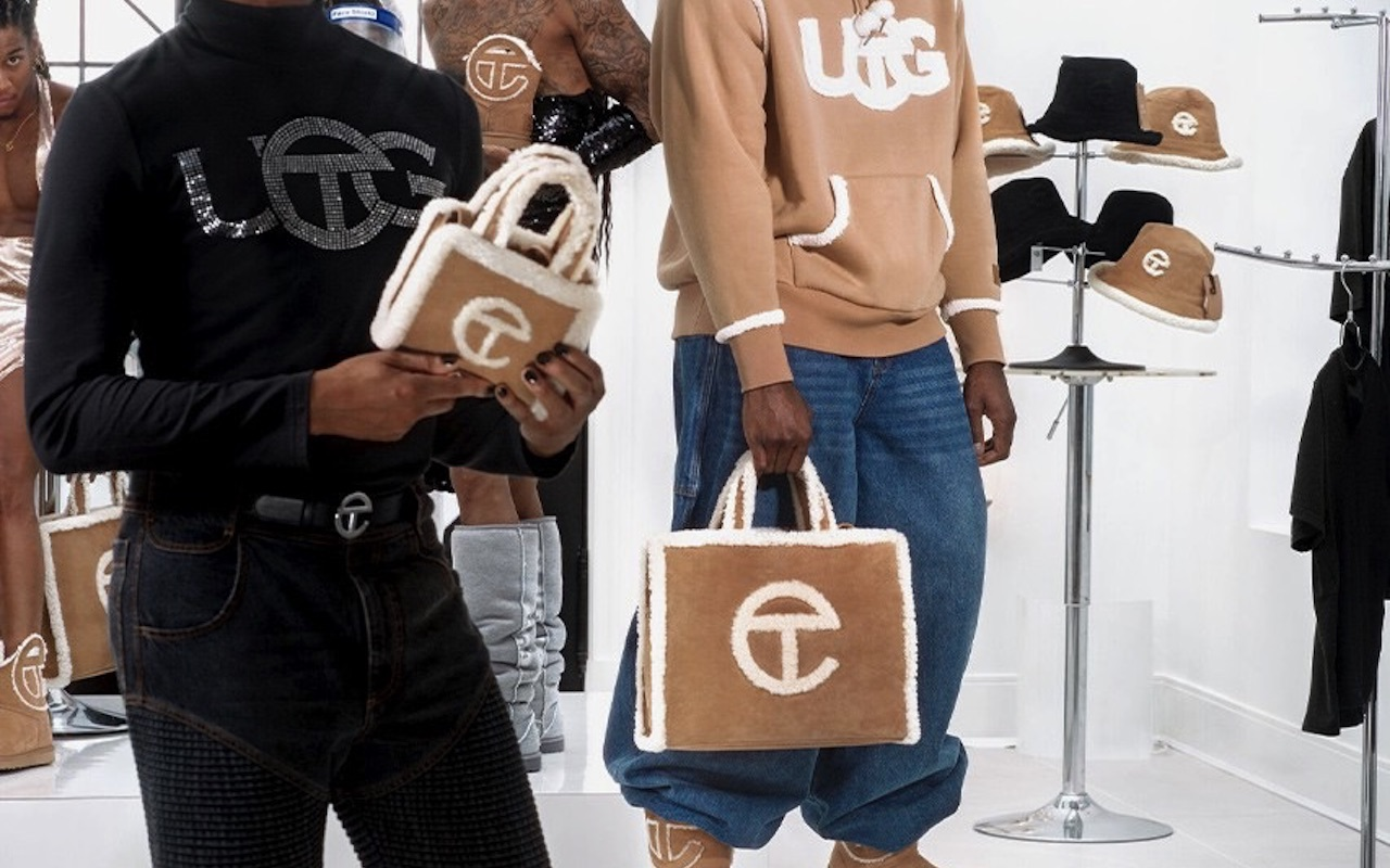 Ugg Telfar Fall Winter 2021 Collection Images