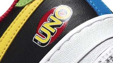 Uno Nike Air Force 1 Low Special Edition